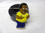 Family guy's Cleveland Brown buckle with belt