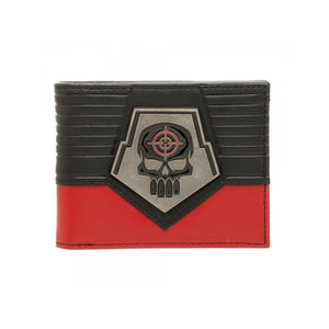 Official DC Comics Suicide squad Deadshot suit up bi-fold wallet