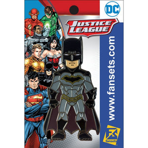 Official DC Comics - Batman (rebirth) fanset metal pin badge