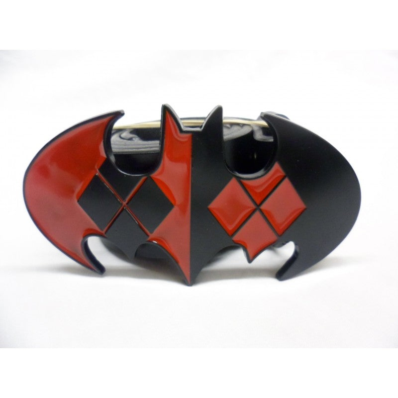 DC Comics Batman: Harley Quinn symbol diamonds symbol buckle