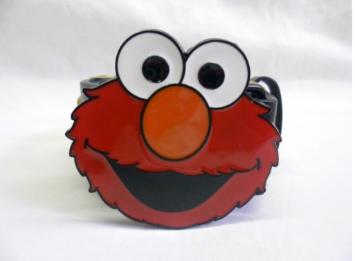 Sesame street's Elmo buckle with belt