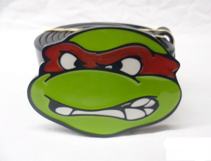 Teenage mutant ninja turtles Raphael buckle with belt