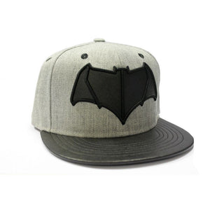 Batman v Superman: dawn of justice Batman symbol snapback cap