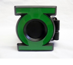 DC Comics Green Lantern symbol / logo buckle with belt