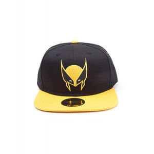 Official Marvel comics - X-men Wolverine mask comic styled snapback cap