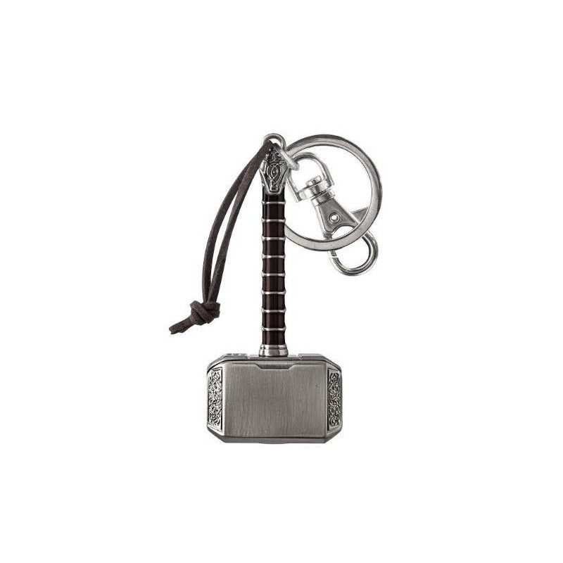 Official Marvel's Thor: the dark world hammer (Mjølner / Mjolnir) keyring