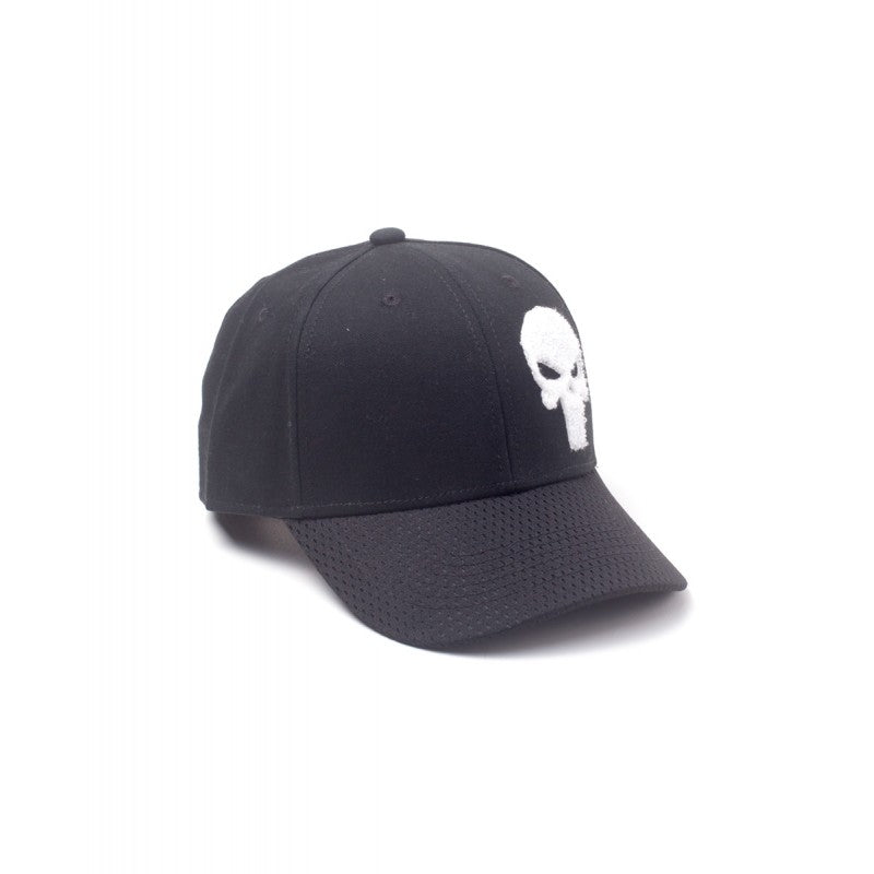 Marvel comics - the Punisher skull symbol baseball snapback cap