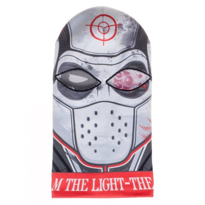 Official DC Comics Suicide squad Deadshot costume ski mask / beanie hat