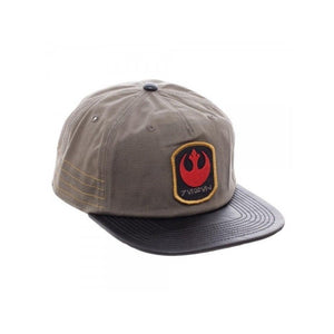 Official rogue one: a Star wars story - distressed rebel slouch snapback cap