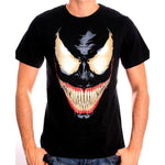 Marvel's Venom face t-shirt