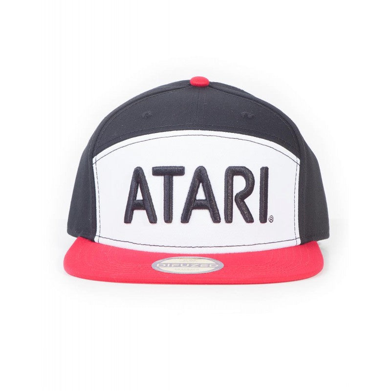 Official Atari retro text cap