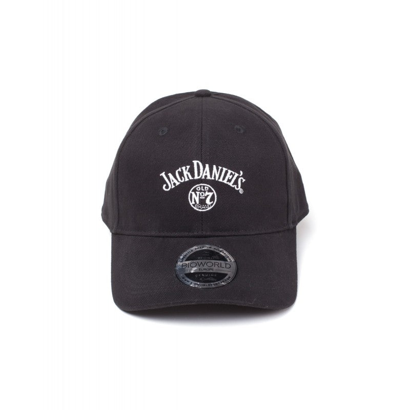 Official Jack Daniels old no7 black baseball cap 'dad' hat