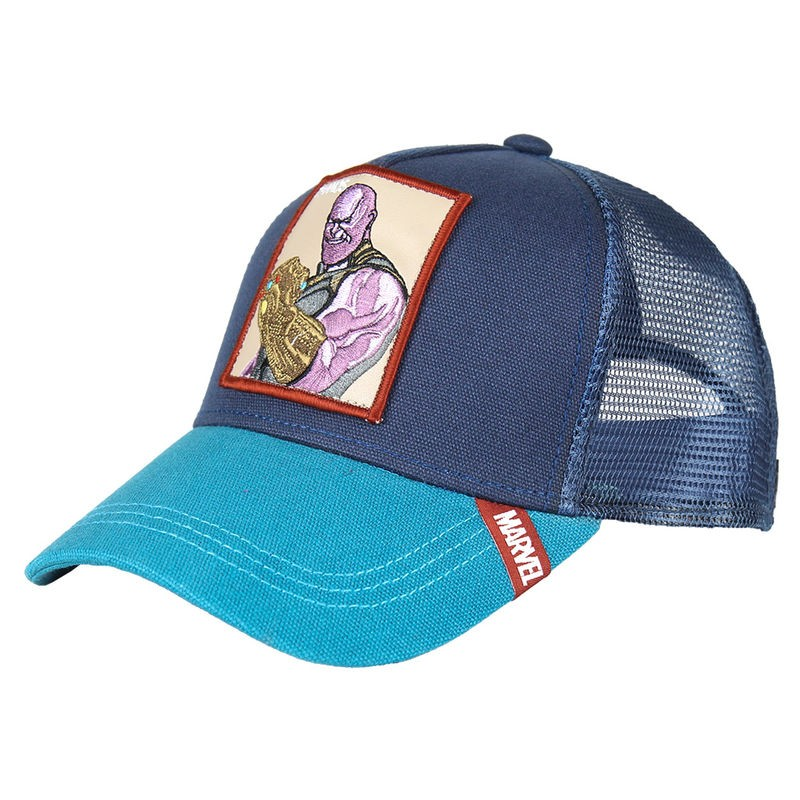 Official Marvel comics Thanos cap