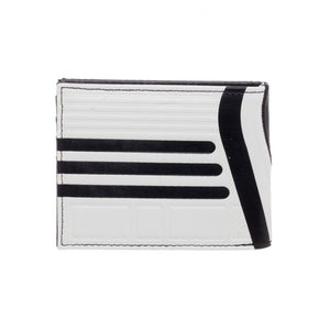 Official Star wars - galactic empire symbol white & black bi-fold wallet