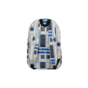 Official Star wars R2-D2 sublimated print backpack