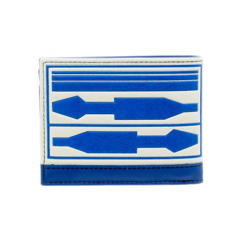 Official Star wars - R2-D2 styled bifold wallet