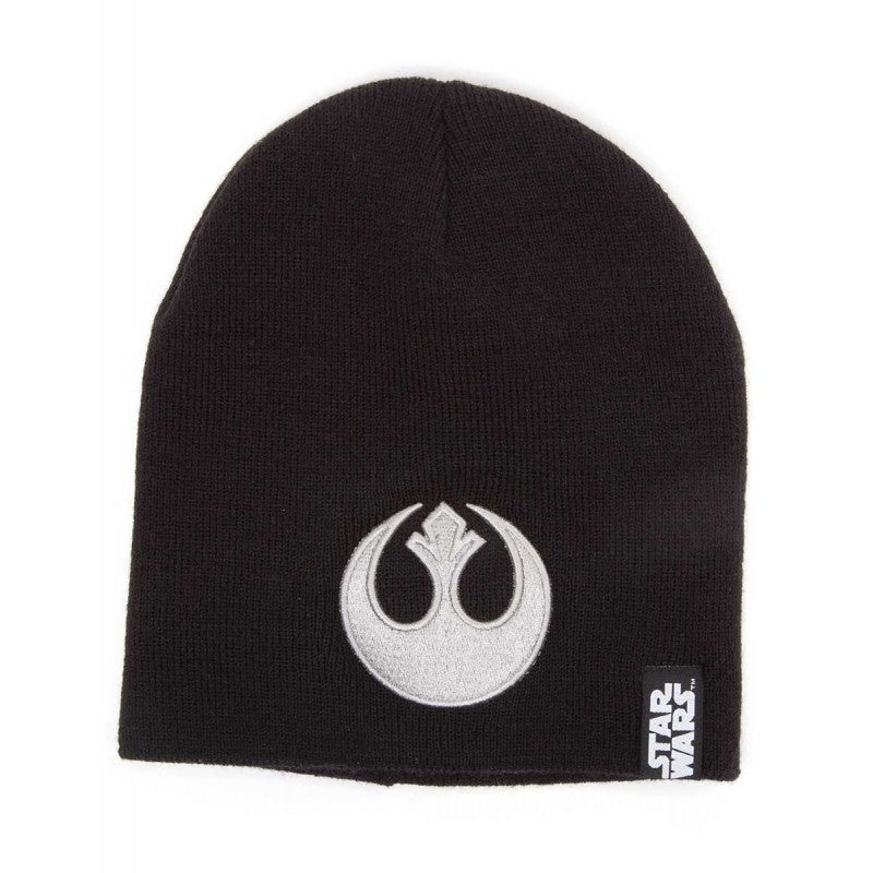 Official Star wars rebel alliance symbol black beanie