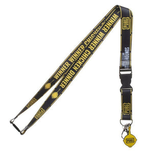 PUBG Playerunknown battlegrounds lanyard