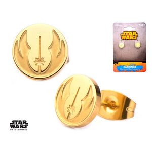 Star wars - the Jedi order stud earrings