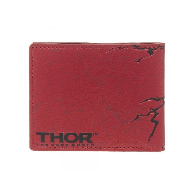 Marvels Thor: The dark world hammer bi-fold wallet