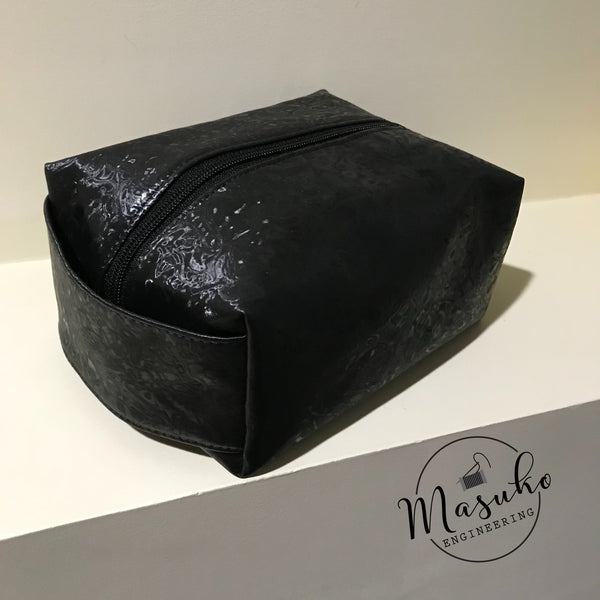 Black Marble - Travel Bag