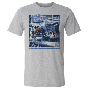 Jamaal Williams Men's Cotton T-Shirt | 500 LEVEL
