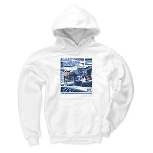 Jamaal Williams Men's Hoodie | 500 LEVEL