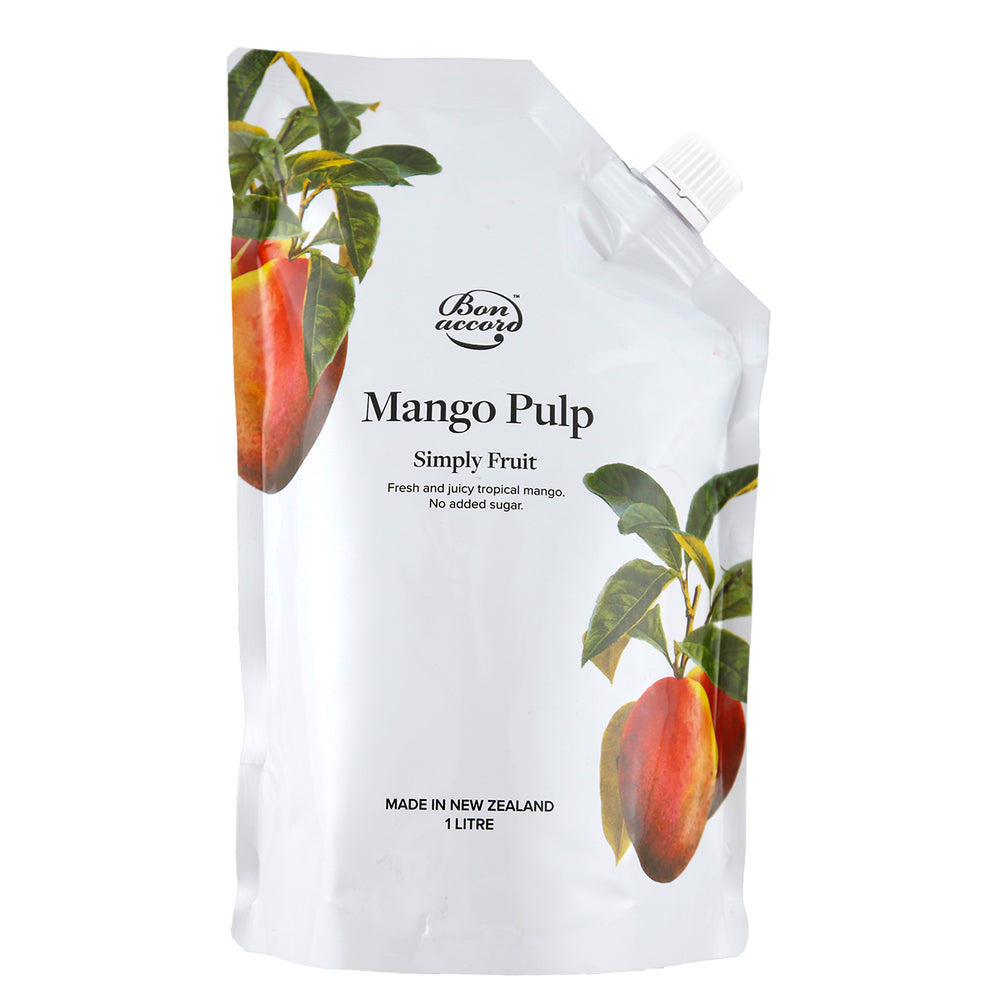 Bon Accord Mango Real Fruit Pulp 1L