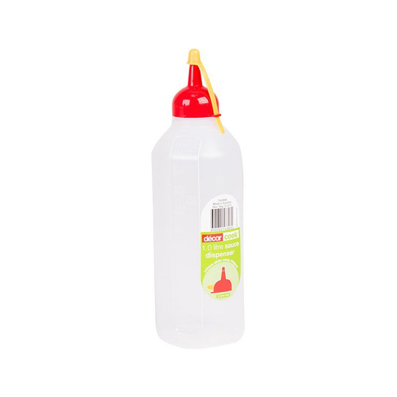 Squeeze Bottle 1L