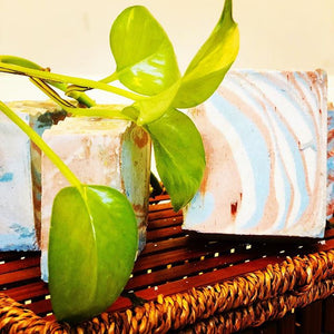 Triple Spearmint Soap Bars