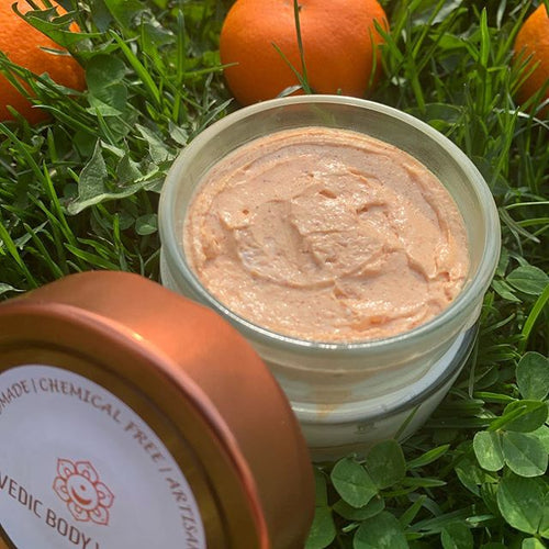 Orange Coconut Body Butter