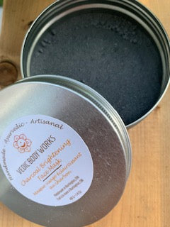 Charcoal Brightening Face Mask