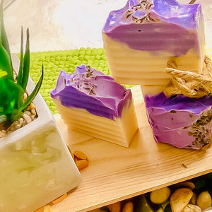 Lovely Lavender Castille Soap