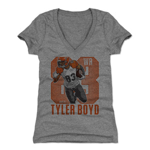Tyler Boyd Women's V-Neck T-Shirt | 500 LEVEL