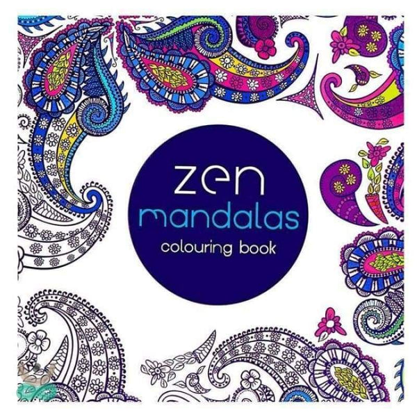 Mandalas zen para colorear - decoration