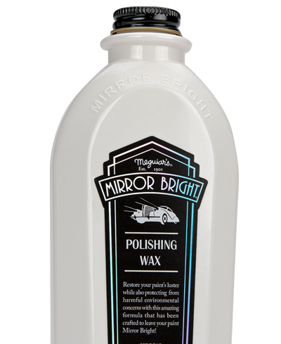 Meguiar's Mirror Bright Polishing Wax