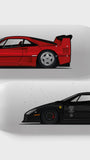 Deckorate Ferrari F40 Gas Monkey Deck