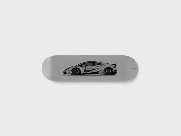 Deckorate Lamborghini Huracan Off-White Deck