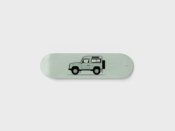 Deckorate Land Rover Defender Deck
