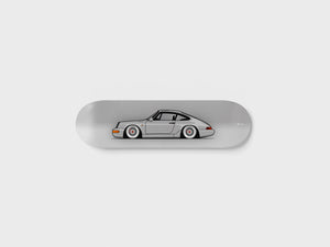 Deckorate Porsche 964 deck - Grey BBS