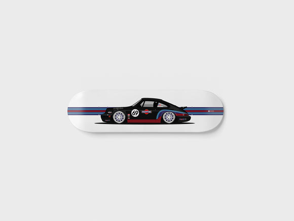 Deckorate Porsche 964 - Martini Deck