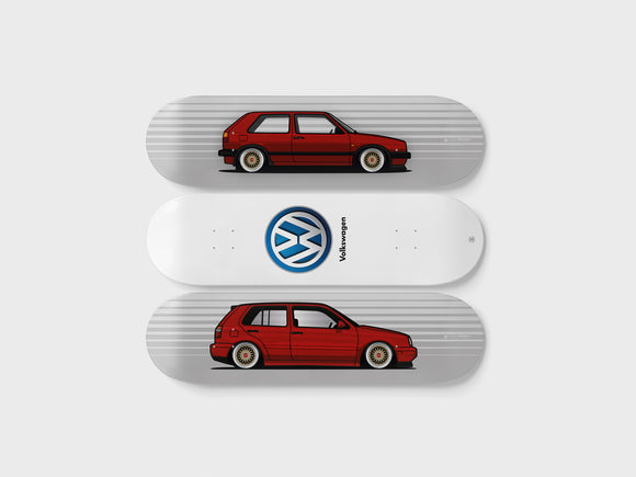 Deckorate Volkswagen - 3 Pack Set