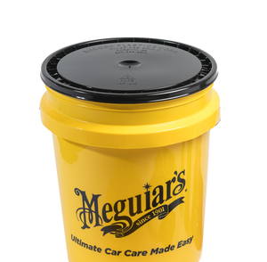 Meguiar's Grit Guard & Bucket & lid