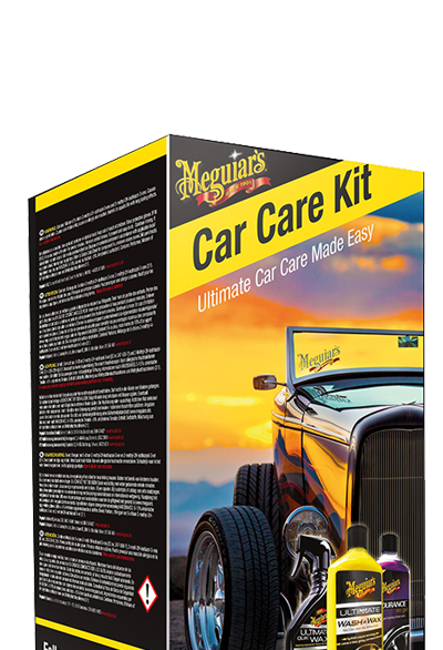 Meguiar's Car Care Kit