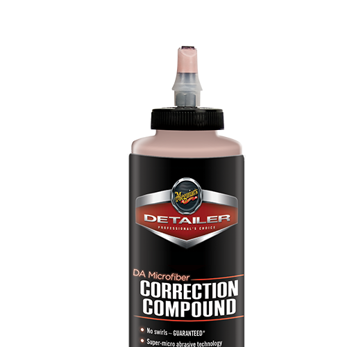 Meguiar's DA Microfibre Correction Compound