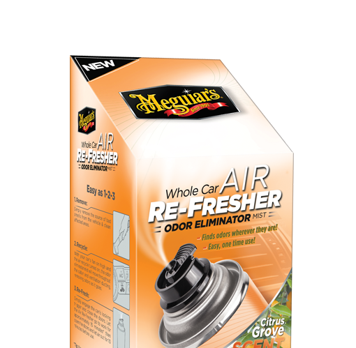 Meguiar's Air Re-fresher - CITRUS SCENT
