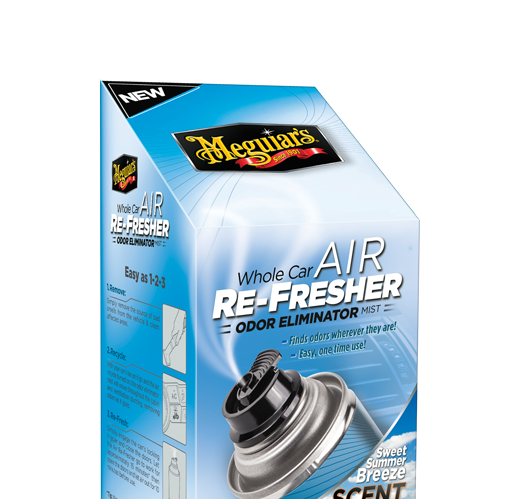 Meguiar's Air Re-fresher - SUMMER BREEZE SCENT