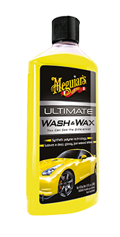 Meguiar's Ultimate Wash & Wax Shampoo