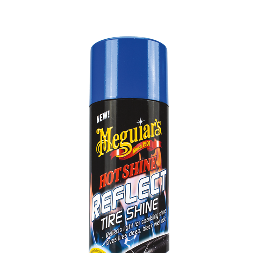 Meguiar's Hot Shine Reflect Tyre Shine