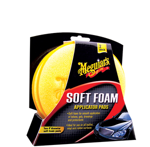 Meguiar's Soft Foam Applicator Pads (2x)